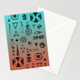 LEO GEO Stationery Cards