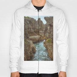 Pancake Rock Cliffs Hoody