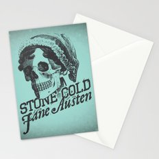 Stone Cold Jane Austin Stationery Cards
