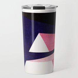 """""""A"""" Drop Cap Travel Mug"""