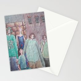 power to the small people Stationery Cards