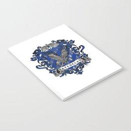 Ravenclaw Color Crest Notebook