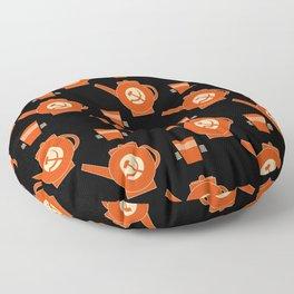 soviet pattern Floor Pillow