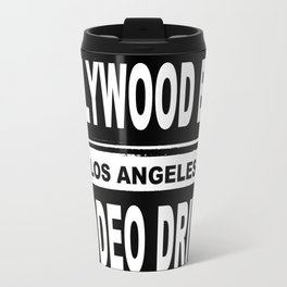 Los Angeles California Travel Mug