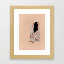 River Moment Framed Art Print