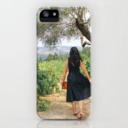 Napa Valley Fairytale iPhone Case
