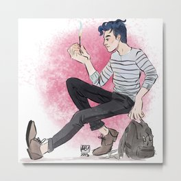 This Boy Metal Print