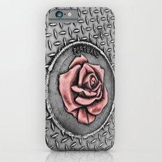 The rose beneith my feet iPhone 6s Slim Case