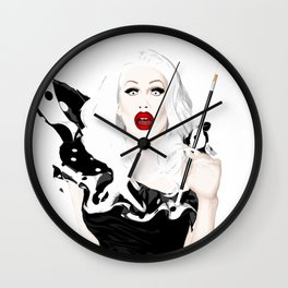 Sharon Needles, RuPaul's Drag Race Queen Wall Clock