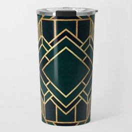 Art Deco 2 Travel Mug