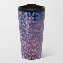 magic mandala 43 #magic #mandala #decor Travel Mug