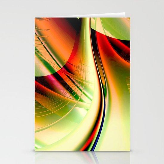 curve Stationery Cards