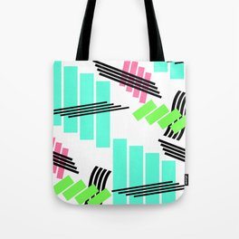 It's Time To Go Back Tote Bag