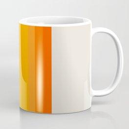 Sunrise Rainbow - Straight Coffee Mug