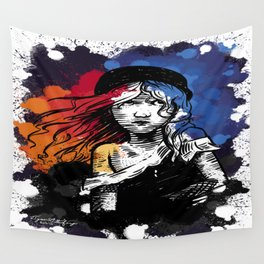 Le Mis Wall Tapestry