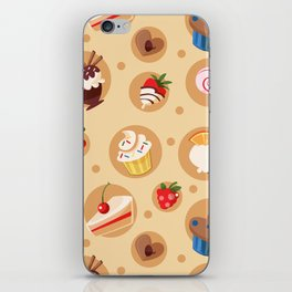 Scrumptious! iPhone Skin