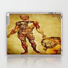 bionic man  Laptop & iPad Skin
