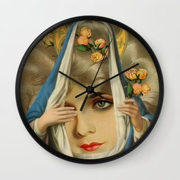 IT'S COMPLICATED 3 Wall Clock