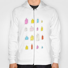 Transparent Houses Hoody
