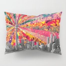 Blooming Toronto Pillow Sham