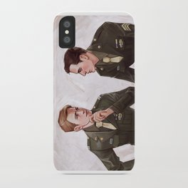 Two Kids from Brooklyn iPhone Case