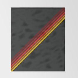 Ahuizotl Throw Blanket