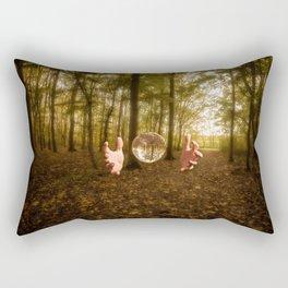 floating dreams Rectangular Pillow