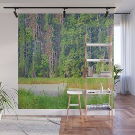 Within the Polder Waters Wall Mural