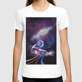 Space DJ. ver2  T-shirt