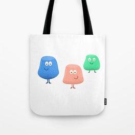 Gum Drops Set  Tote Bag
