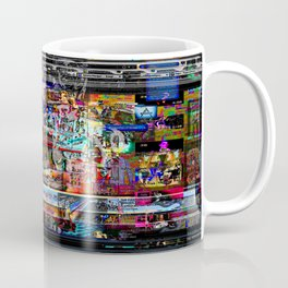 Lie-dream Of An Art School Soul Scene (or, He's Addicted To The Time-track) [A.N.T.S. Series] Coffee Mug