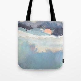 Mountain Dream Tote Bag