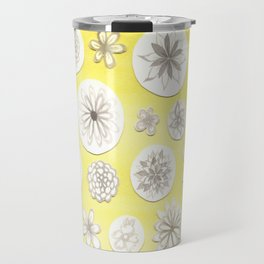 #66. ANNIE - Flowers Travel Mug