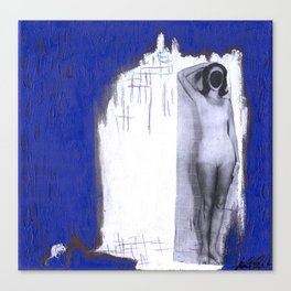 Exposure Canvas Print
