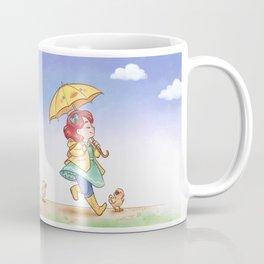 Duckling March Coffee Mug