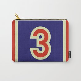 Blow Up 1966 Number 3 Carry-All Pouch