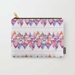 Stripe Mountain Carry-All Pouch