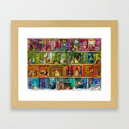 A Stitch In Time 2 Framed Art Print