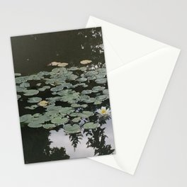 Nymphaeas 2 Stationery Cards