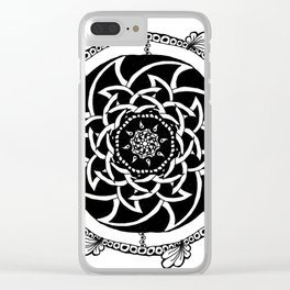 catching ZZZs Clear iPhone Case