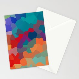 Vibrant Colors Stationery Cards