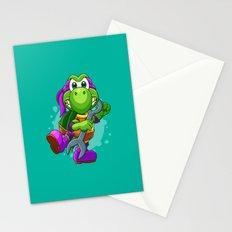 Teenage Mutant Ninja Koopa - Doni Stationery Cards