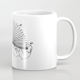 Use of Toy Slinky Coffee Mug