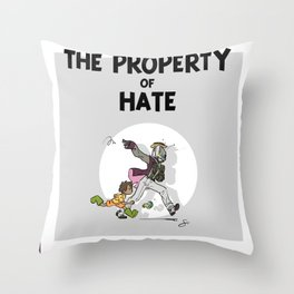 TPoH: Great Snakes! (Coloured) Throw Pillow