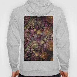 Magical dream, fractal abstract Hoody