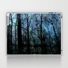 Through Laptop & iPad Skin