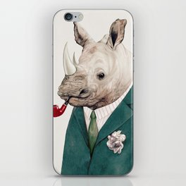 Rhinoceros iPhone Skin