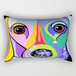 Dachshund 2 Rectangular Pillow