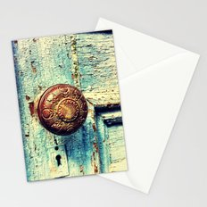Unused door Stationery Cards