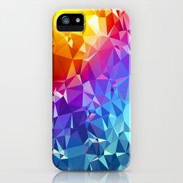 Rainbow Prism iPhone Case